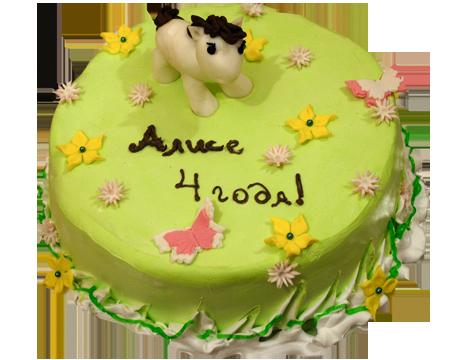 Заказ торта для ребенка в твери